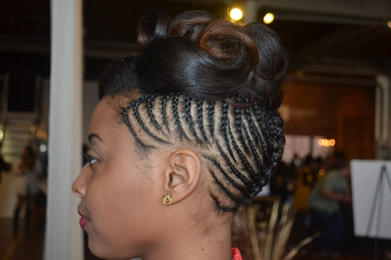 Haute Hair Inspiration At The B. FAB Awards | LexiWithTheCurls