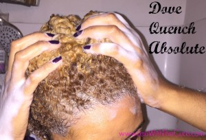 I Took The Dove Quench Absolute Challenge - LexiWithTheCurls